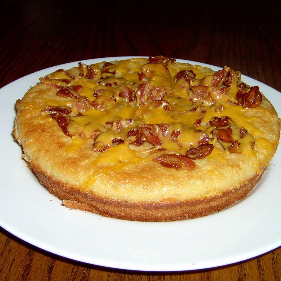 Maple Bacon Pancake Julie Fegler