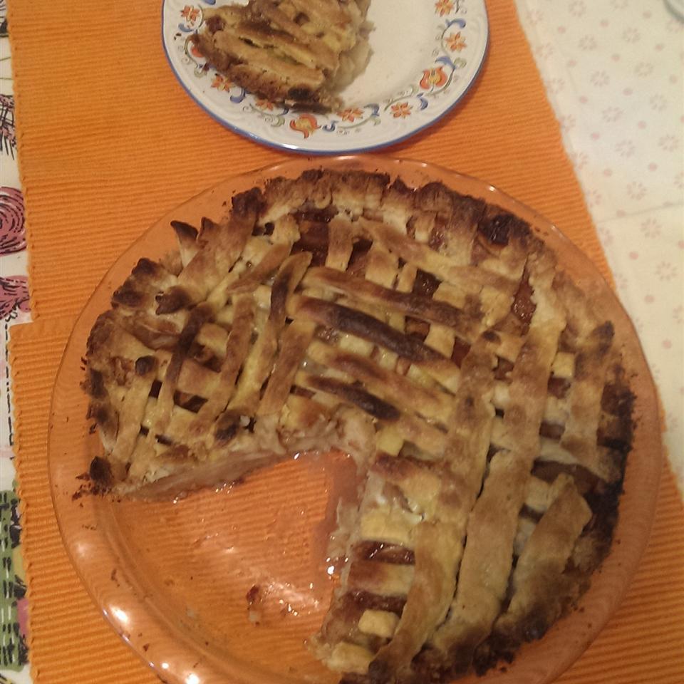 Dutch Apple Pie James Lovette-Black