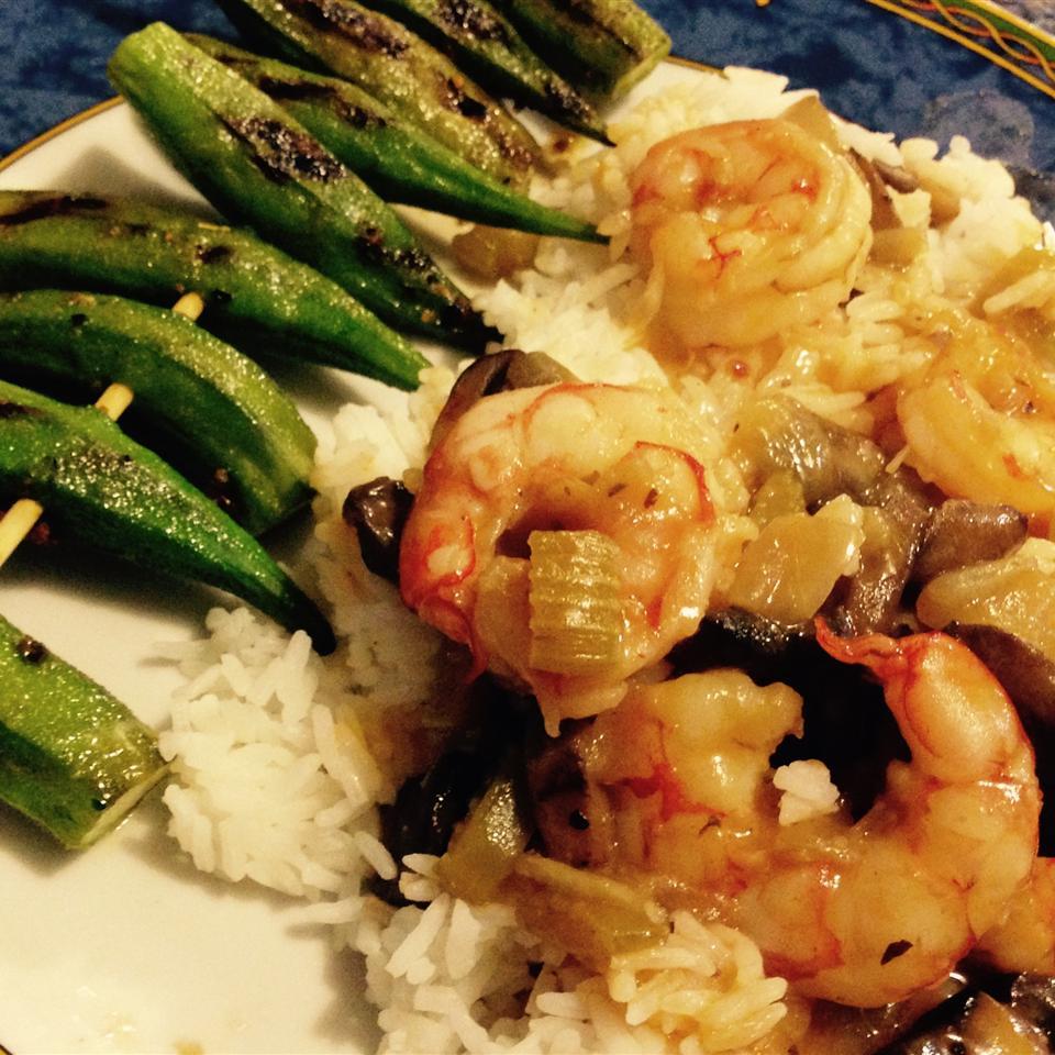 Ann's Shrimp Etouffee Alex Le