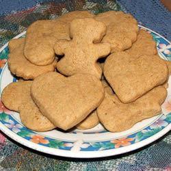 Cinnamon Cookies I Goldana