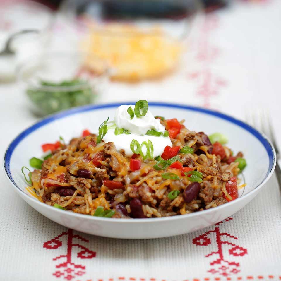 Fajita Chili Con Carne