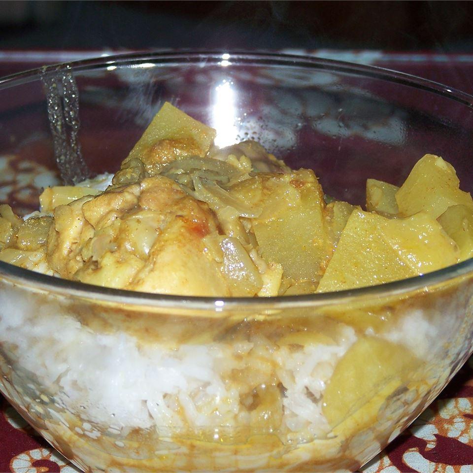 Chicken Curry III Darryl