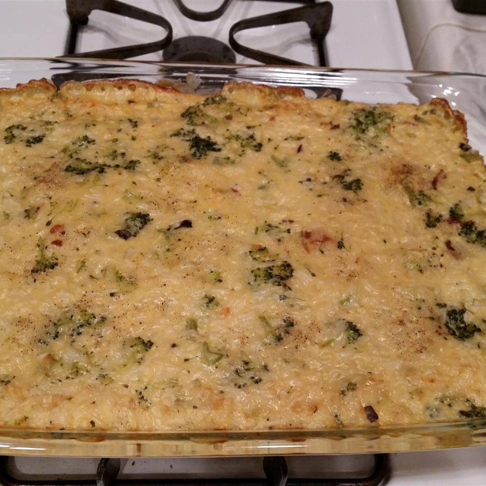 Broccoli Rice Casserole StilettoChronicles