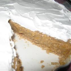 No Bake Pumpkin Pie I Asli   Ocak