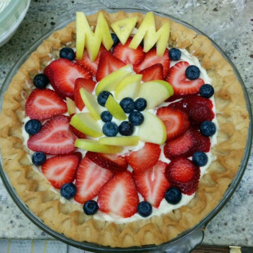 Fresh Fruit Flan