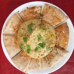 Extra Easy Hummus Amanda Wells
