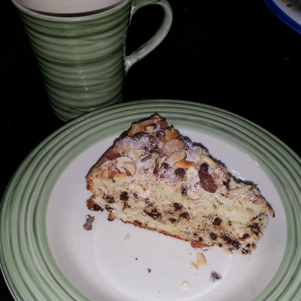 Easy Chocolate Chip Coffee Cake Mrsrkendall
