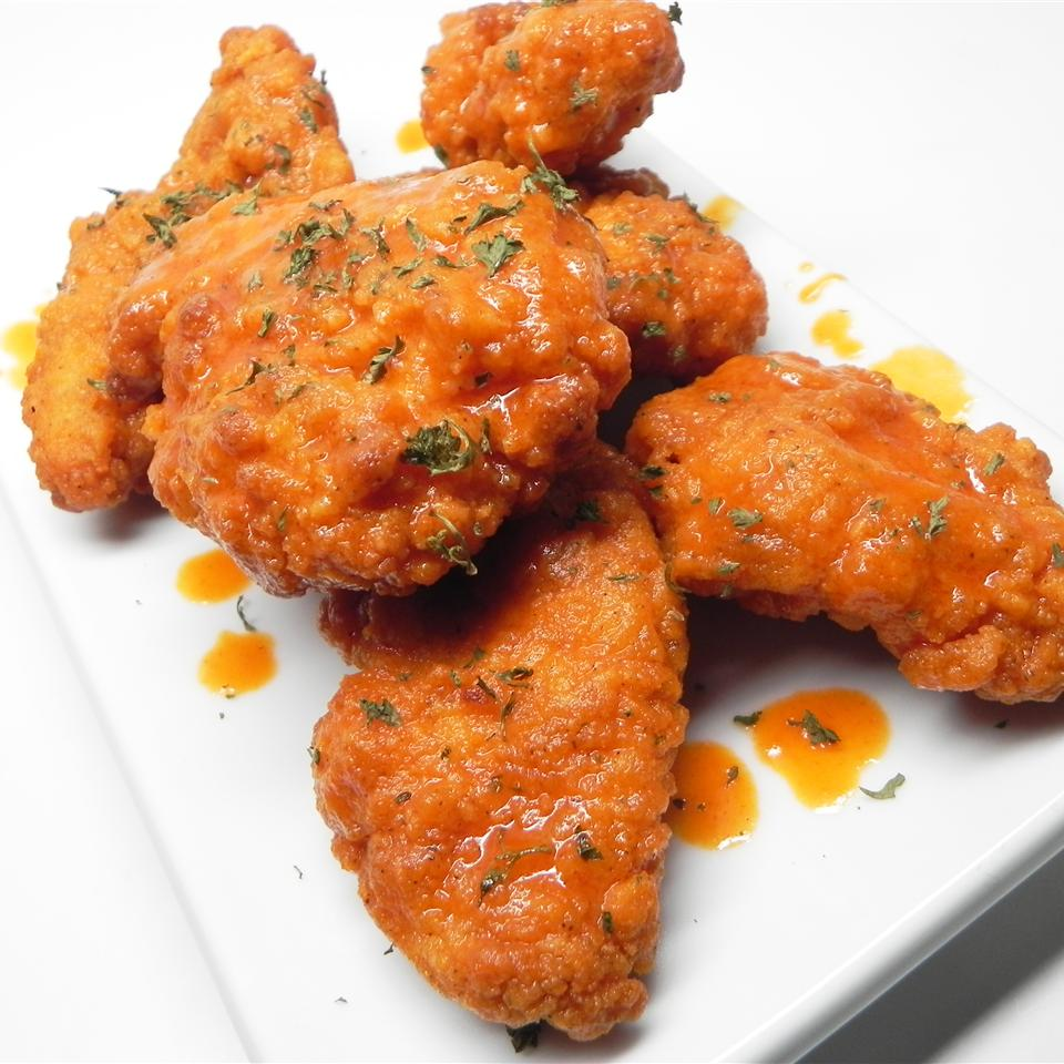 Easy, Boneless Hot Wings