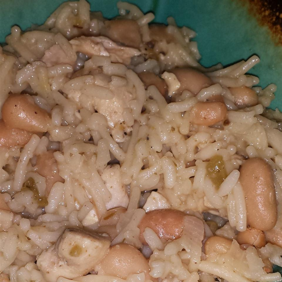 White Bean Chicken Chili from Knorr® Carrie C.