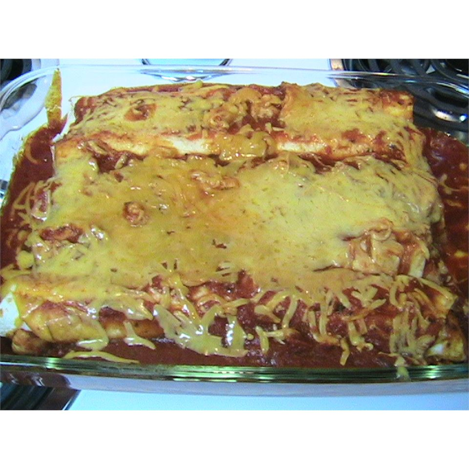 Italian Enchiladas Cooking for 3