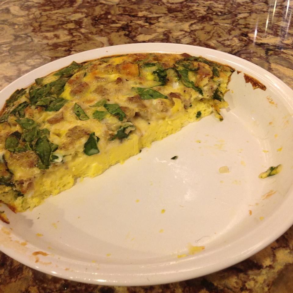 Baked Omelet