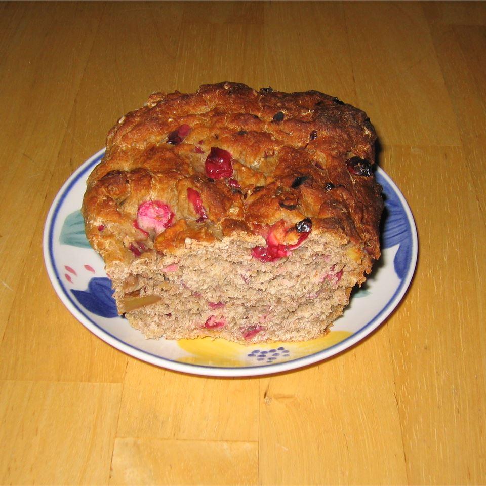 Cranberry Walnut Bread Jenn