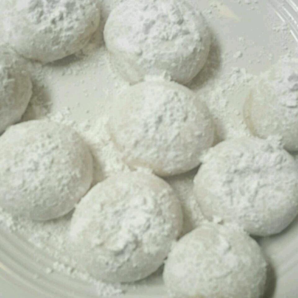 Nana's Tea Cakes