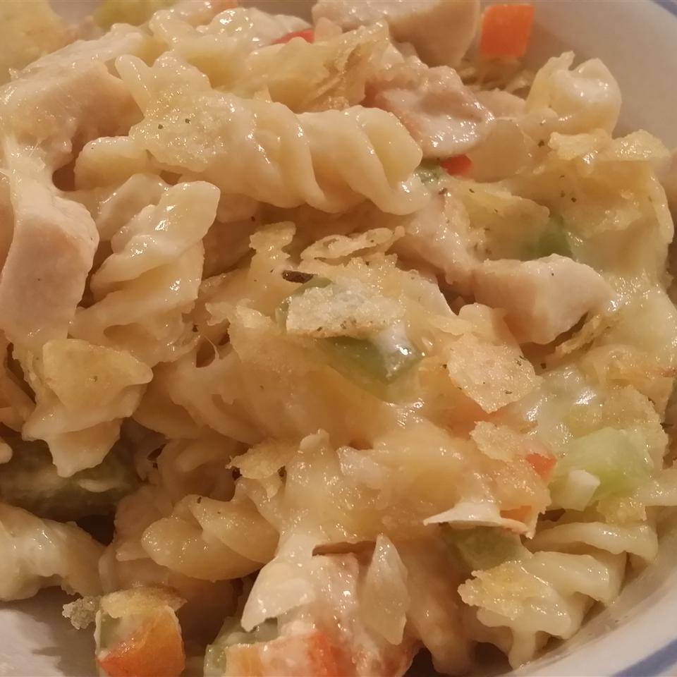 Hot Chicken Salad Kathi Masanz