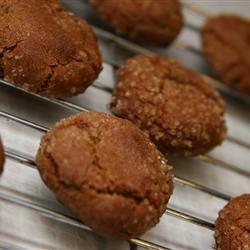 Molasses Sugar Cookies I Designer Coleman