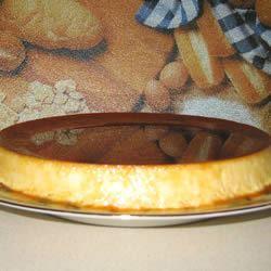 Creamy Caramel Flan wicked221