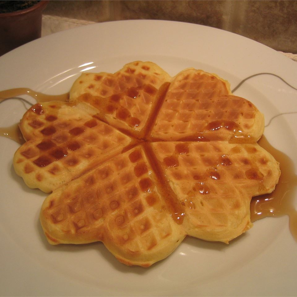 Deluxe Waffles