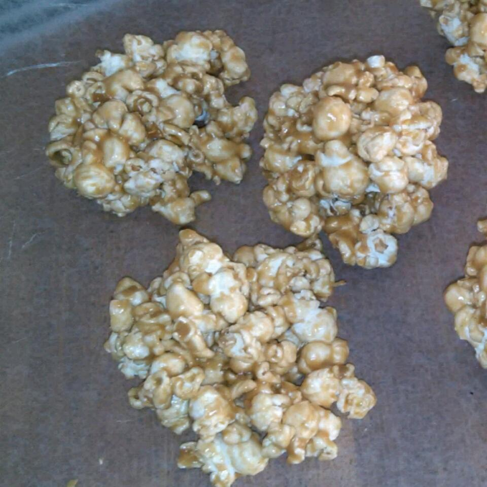 Peanut Butter Popcorn Balls Jean Stassen