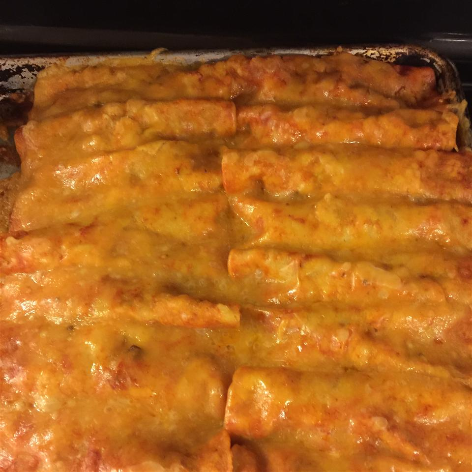 Red Enchilada Sauce happy