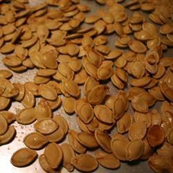 Roasted Pumpkin Seeds Cherries
