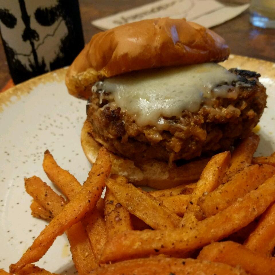 Mom's Big Burgers Starla Adams