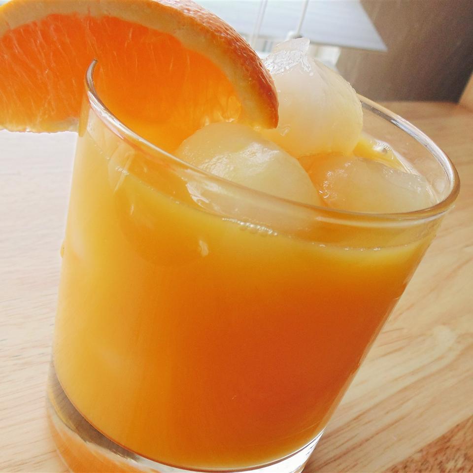 Orange Cream Cocktail ButterflyJen
