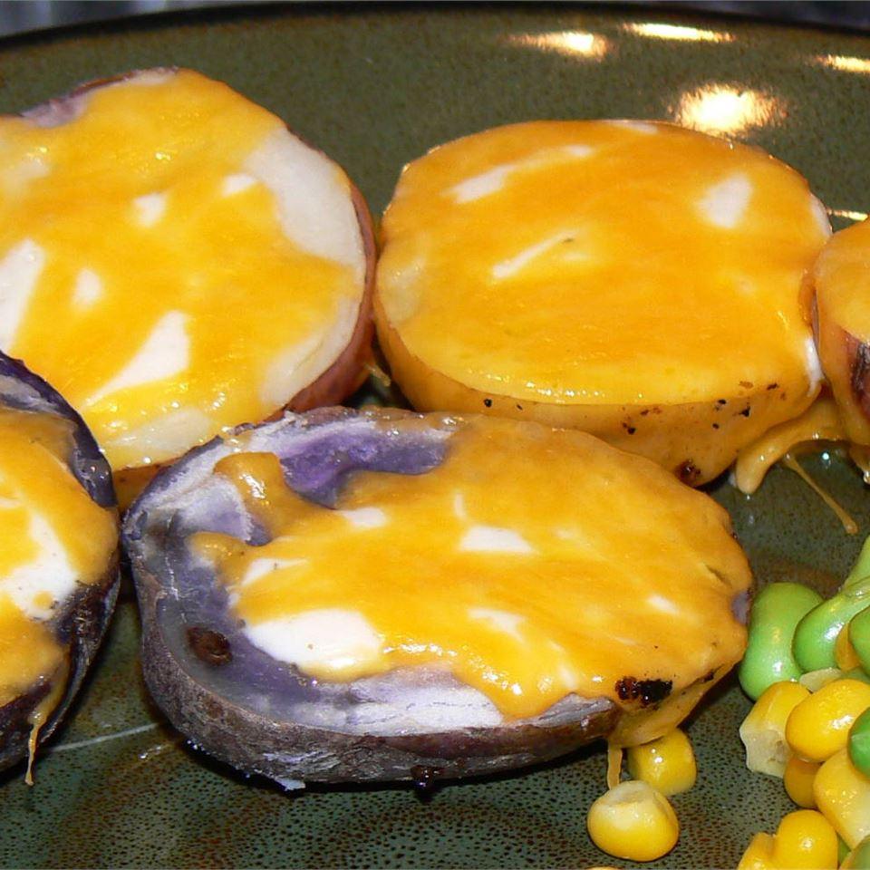 Cheesy Ranch New Red Potatoes POLARBEE
