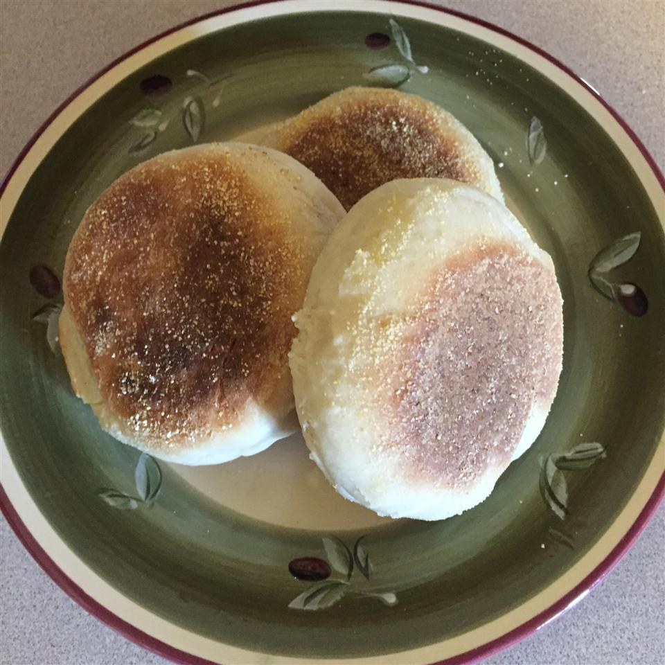 English Muffins FeastBurnRepeat
