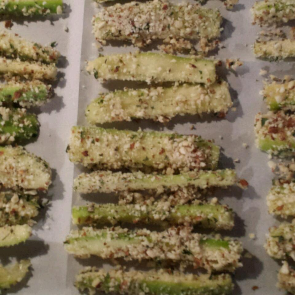 Low Carb Zucchini Fries Lynne Speicher Clarkin