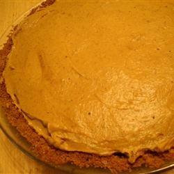 Honey Pecan Pumpkin Pie