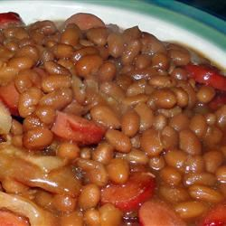 Baked Beans III SHORECOOK