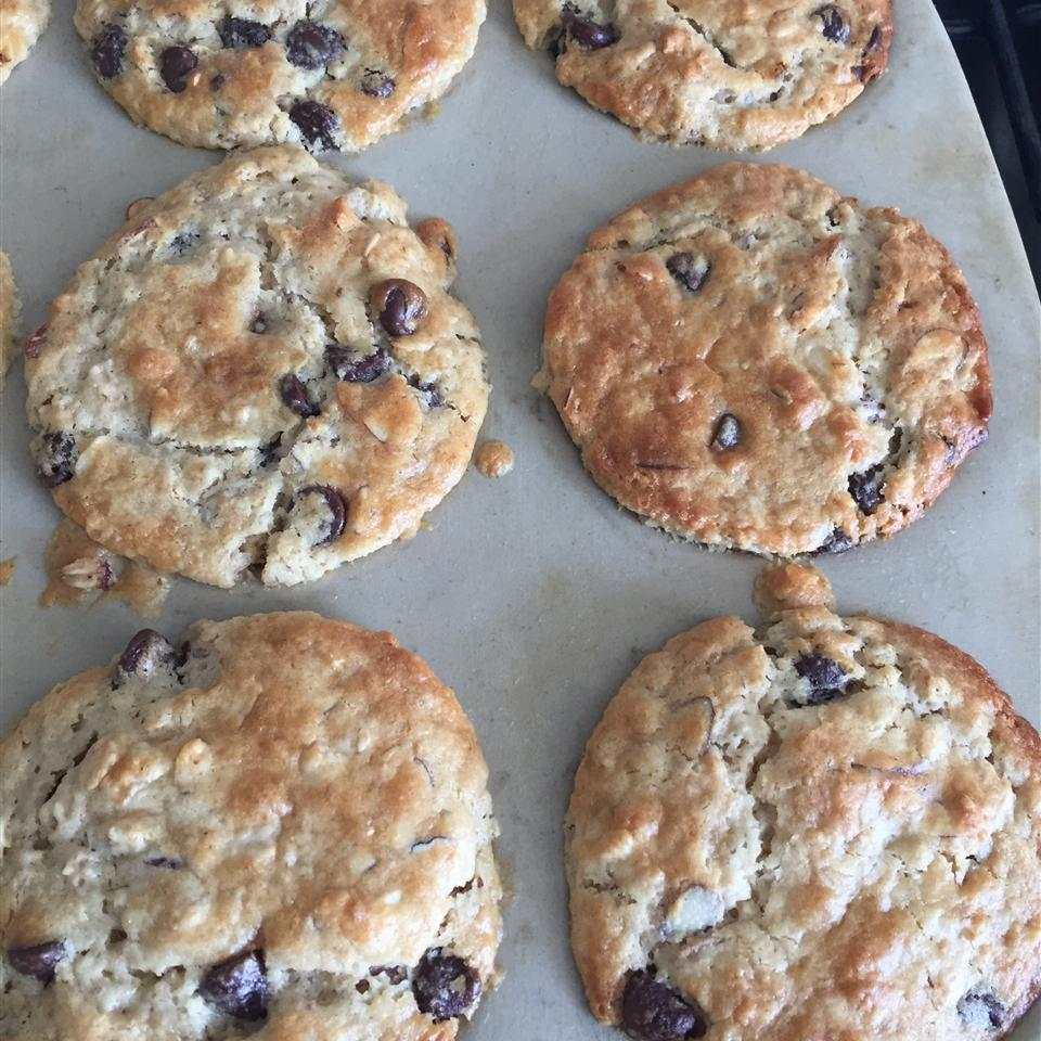 Oatmeal Chocolate Chip Muffins Camigogirl