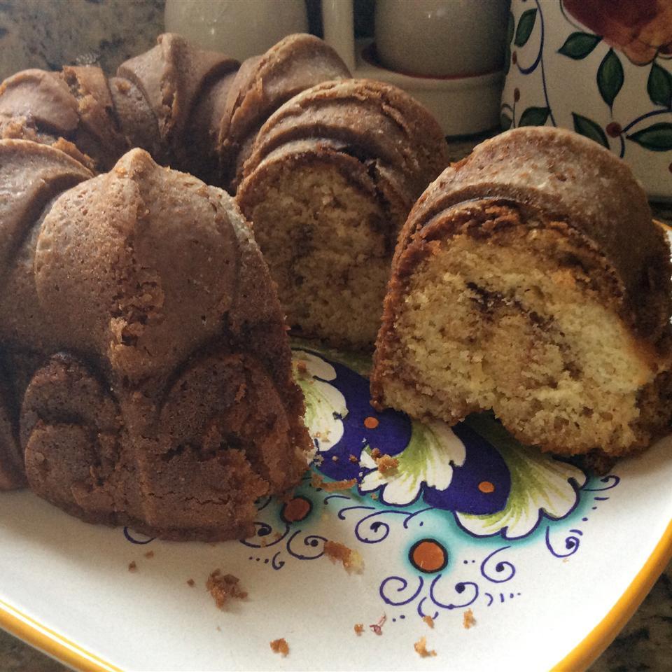 Jewish Coffee Cake Gabrielle Eluszkiewicz