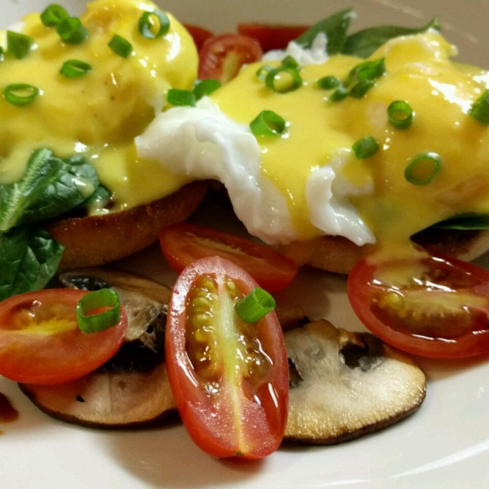 Eggs Benedict Zarah Eve Geibel