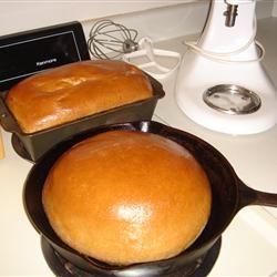 Whole Wheat Bread II Cassondra