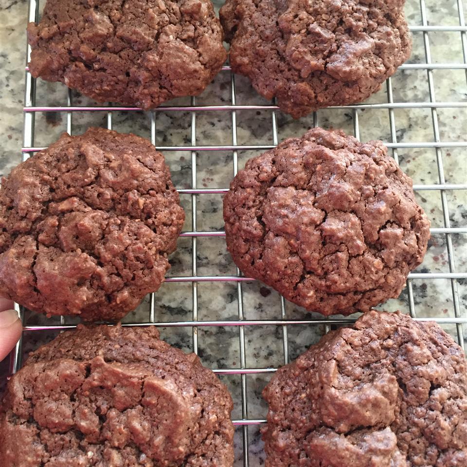 Chocolate Peanut Butter Cookies Kimberly