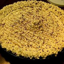 Fudgy Chocolate Cream Pie