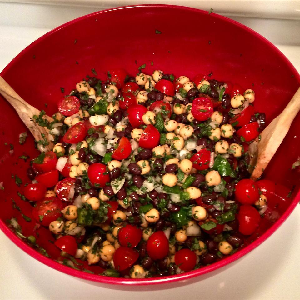 Balela Salad Chris Vickers