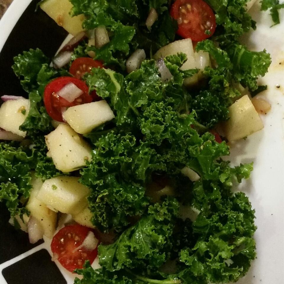 Melissa's Kale Salad Denise Sonsalla Engebretson