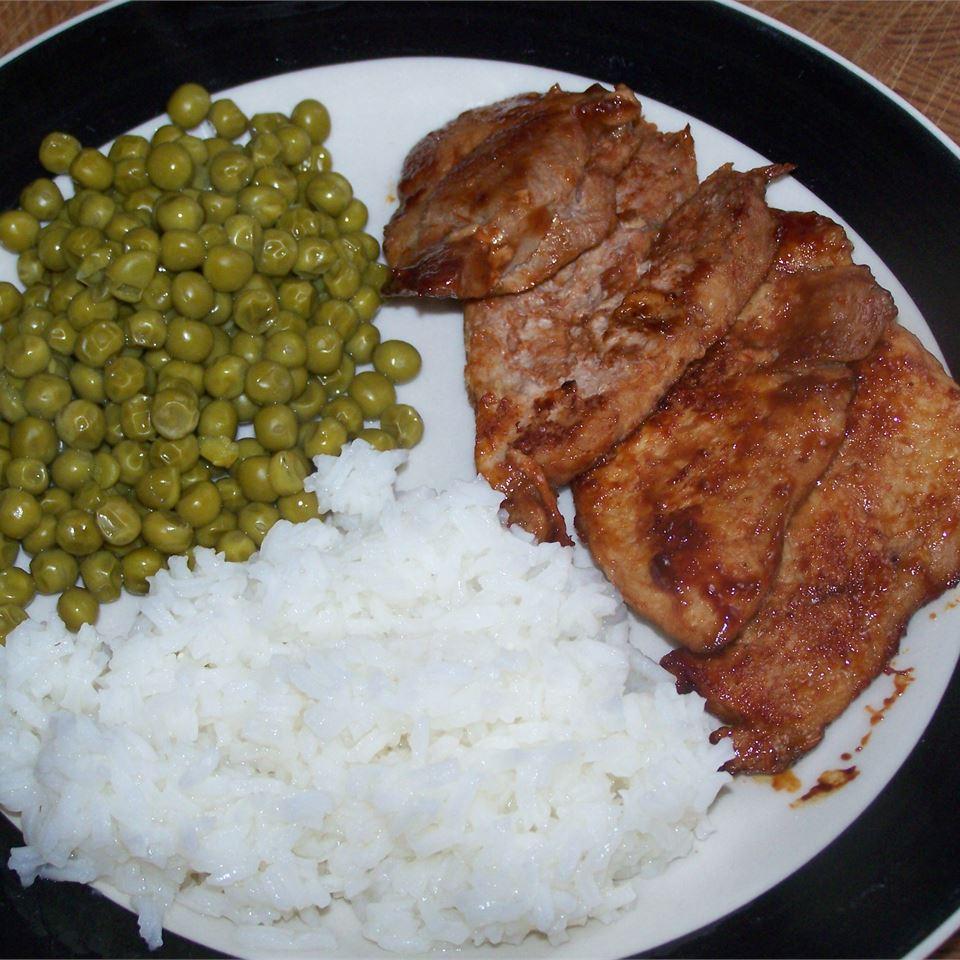 Lemon Barbeque Pork Chops tammydeahl