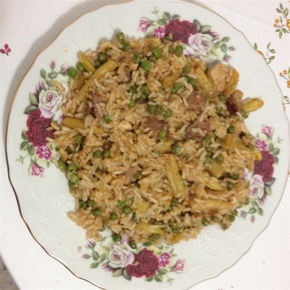 Quick Chicken Paella grace4321