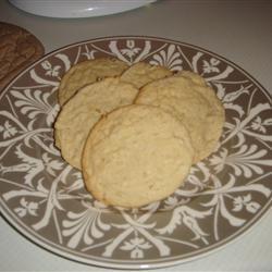Coconut Icebox Cookies Cassondra