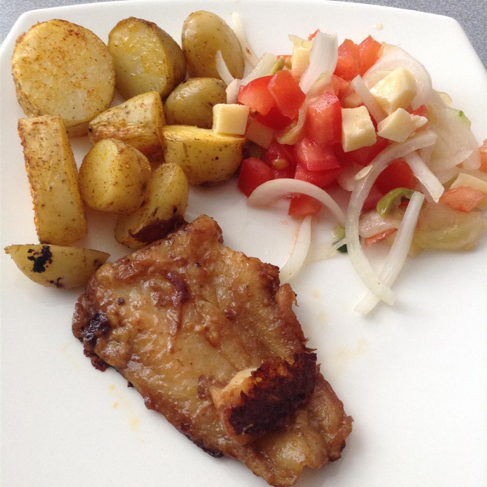 Chef John's Miso-Glazed Barramundi Samuel Melo