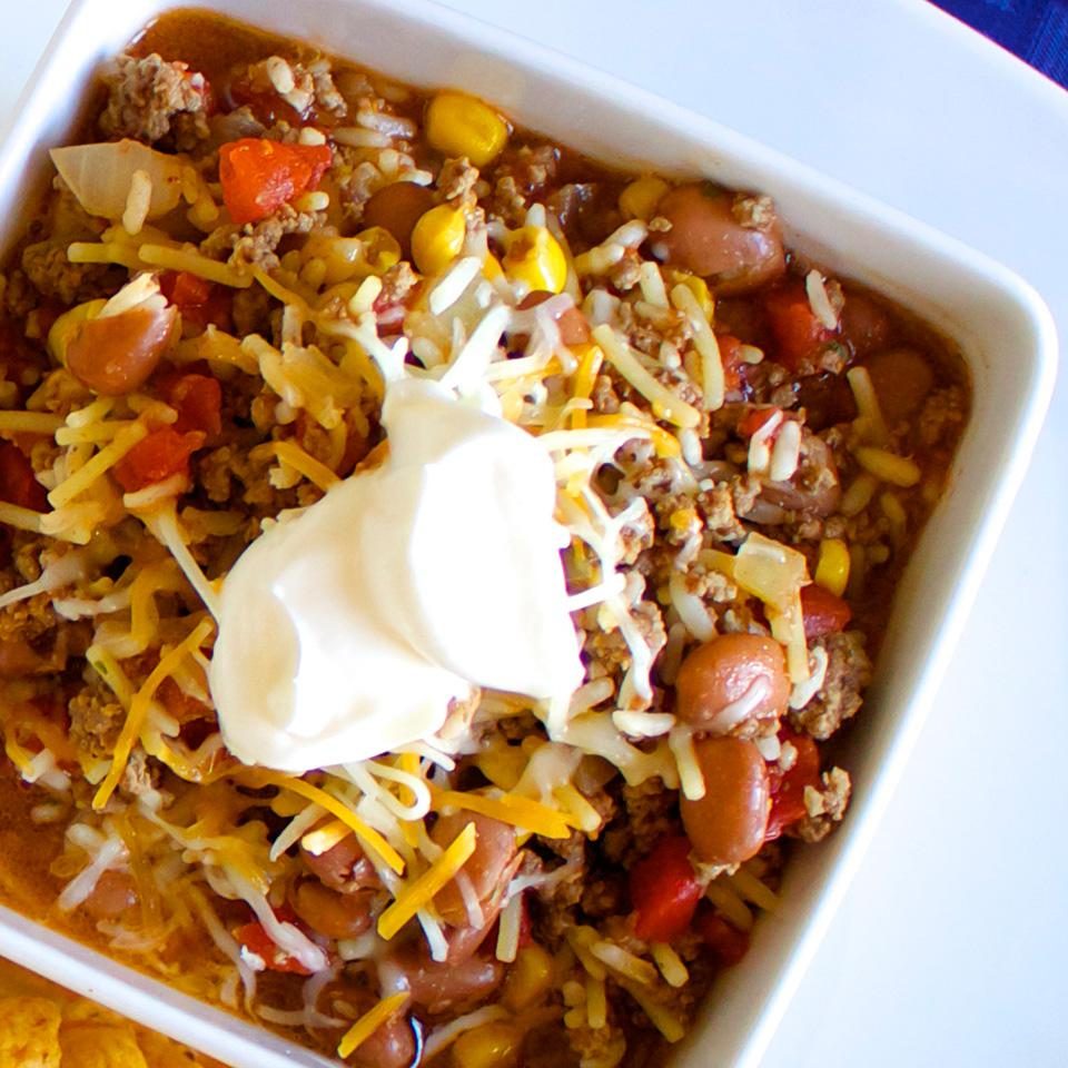 One-Pot Taco Chili Knorr