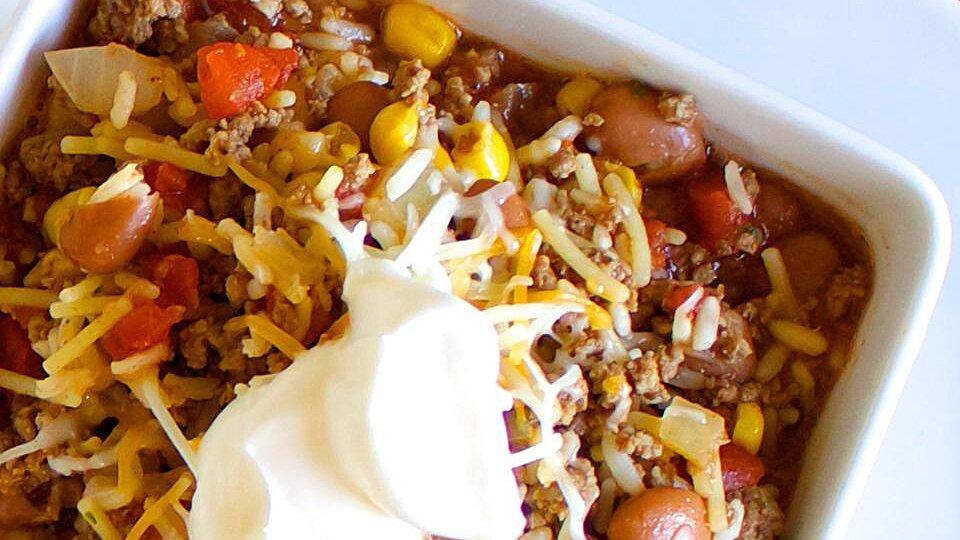 One Pot Taco Chili Allrecipes