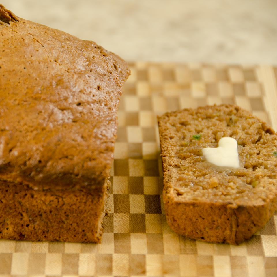 Andy's Jalapeno Zucchini Bread LinnieDeLuxe