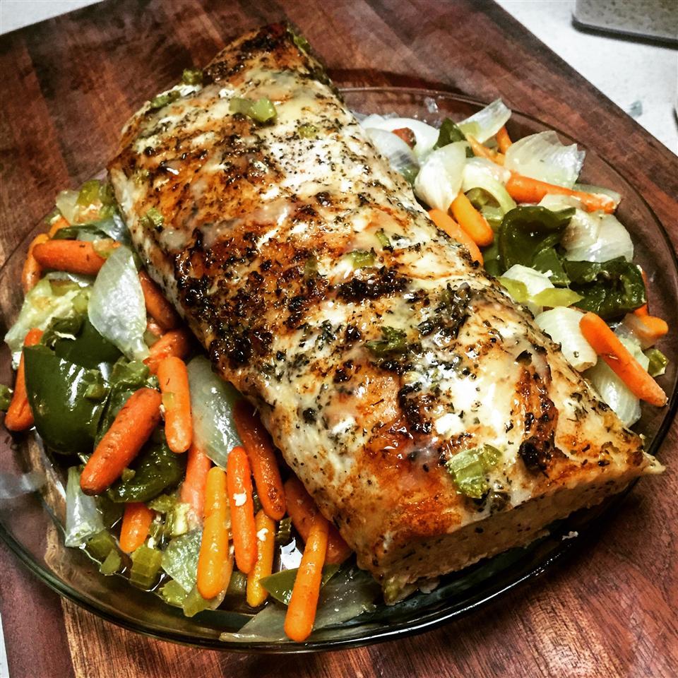 Cajun Roasted Pork Loin darrencrone