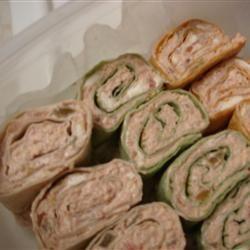 Tortilla Rollups IV