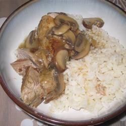Mushroom Pork Tenderloin momma_s