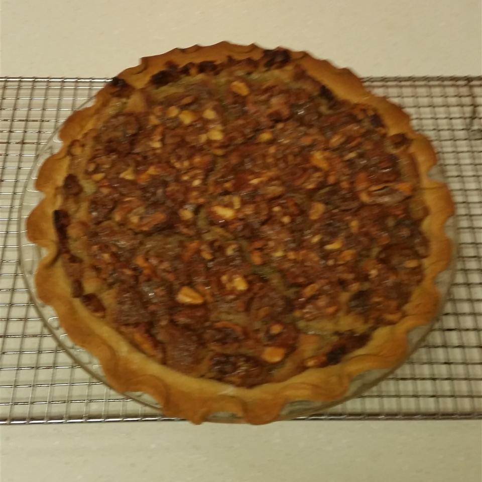 Maple Walnut Pie JackinaJeep